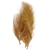 Marabou Feathers Bulk Brown